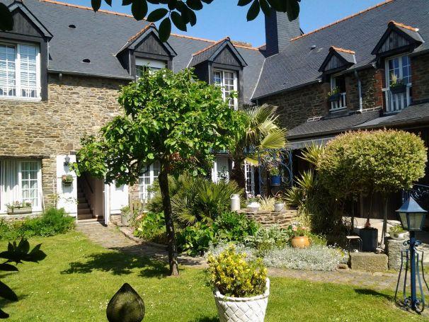 maison bretonne de caractere 9 m² CANCALE