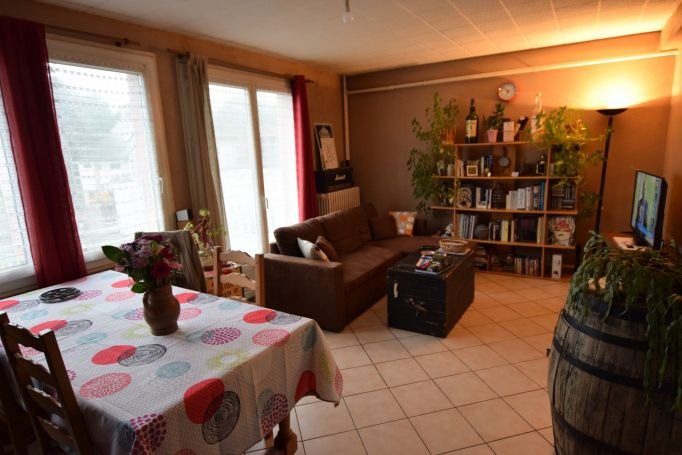 APPARTEMENT DUPLEX T4 70 M2  COUTANCES