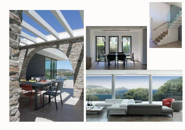 A vendre  Maison CONTEMPORAINe 6 pieces 320 m2 Saint-Raphael Santa-Lucia