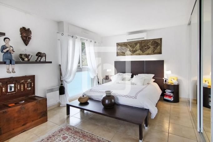 A vendre APPARTEMENT T3 94 M² VUE MER Nice