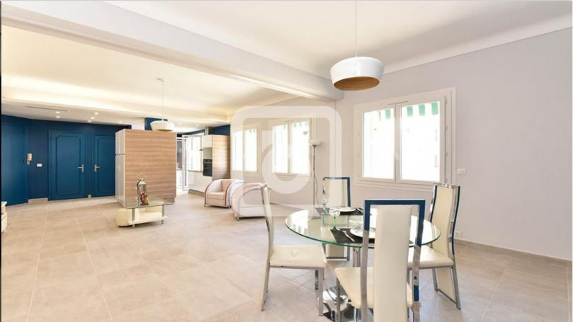 A vendre APPARTEMENT T3 83 M² CARRE D'OR Nice