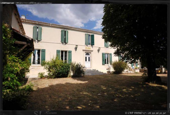 Maison C3 A0 Vendre Charente Gite Et Chambre D Hotes A Vendre Charente Maritime 17