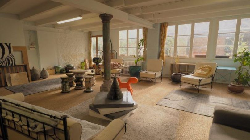 LOFT  CONTEMPORAINE  MALLEMORT