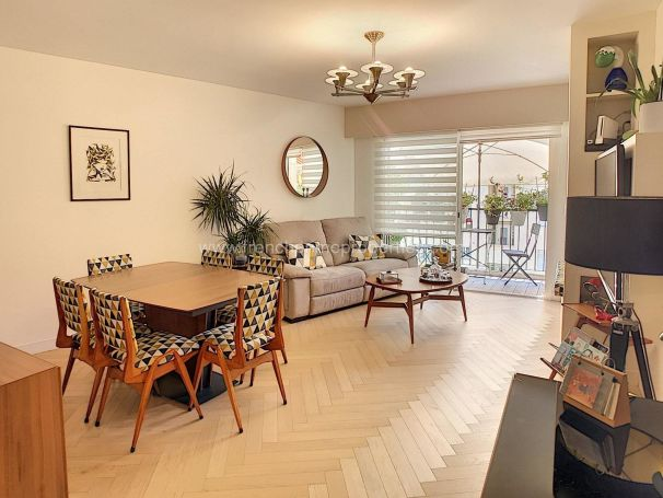 A vendre appartement T3 81 m² Antibes