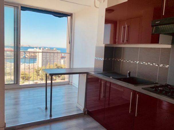 APPARTEMENT T4 80 M2 VUE MER MARSEILLE 15