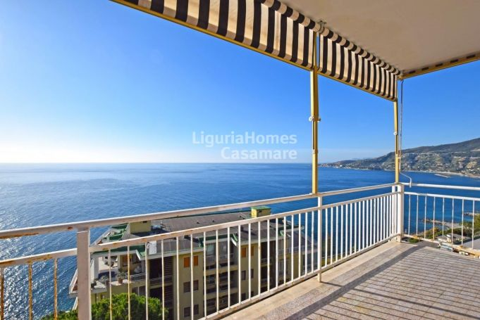 APPARTEMENT T5 90 M2 TERRASSE VUE MER OSPEDALETTI