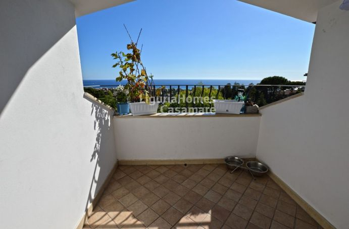 APPARTEMENT T5 82 M2 TERRASSE VUE MER VALLECROSIA